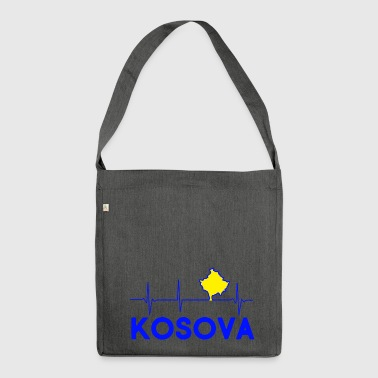 KOSOVA - Shoulder Bag made from recycled material