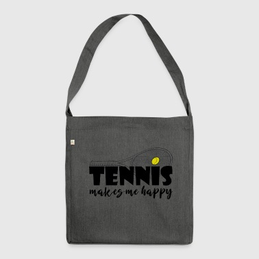 tennis - Shoulder Bag made from recycled material