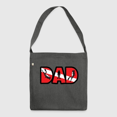 SCUBA DAD - Borsa in materiale riciclato