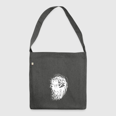 lion roars - Shoulder Bag made from recycled material