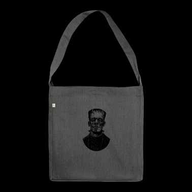 Frankenstein - Shoulder Bag made from recycled material