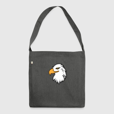 EAGLE - Schultertasche aus Recycling-Material