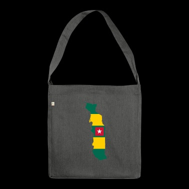 togo collection - Schultertasche aus Recycling-Material