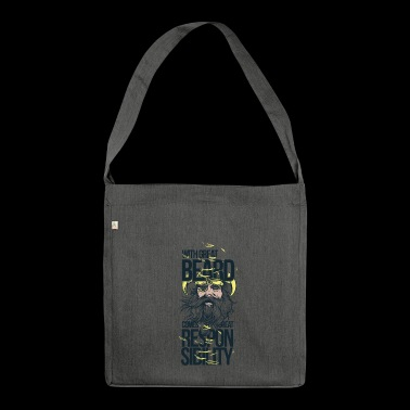 Vikings - Shoulder Bag made from recycled material