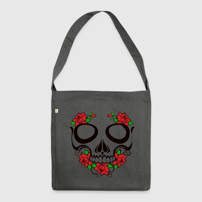 death wedding - Shoulder Bag made from recycled material