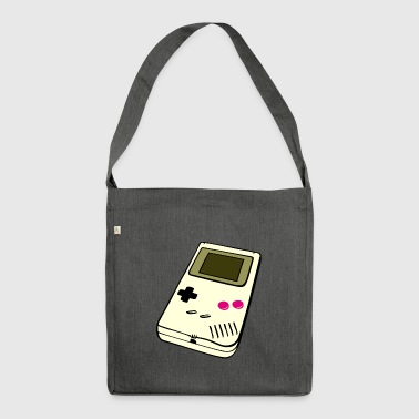 Handheld game console - Shoulder Bag made from recycled material