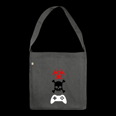 gamers gamers - Shoulder Bag made from recycled material