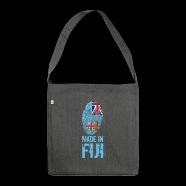 Made In Fiji / Fiji / Viti / Matanitu ko Viti - Shoulder Bag made from recycled material