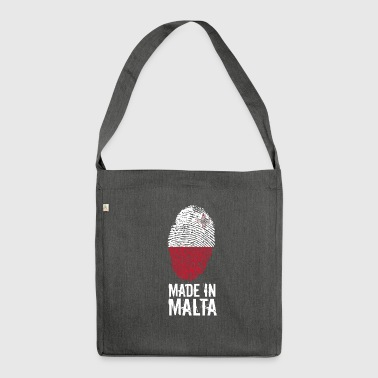 Made In Malta - Shoulder Bag made from recycled material