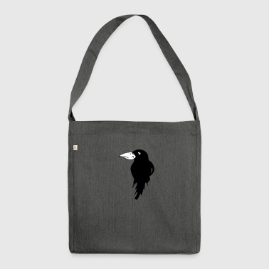 Crow - Shoulder Bag made from recycled material