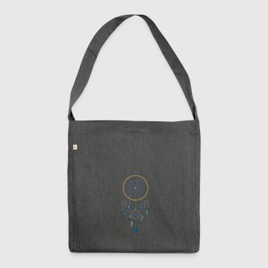 Culture Dream catcher - Shoulder Bag made from recycled material