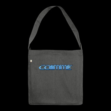 Co11mme SCRIPT - Shoulder Bag made from recycled material