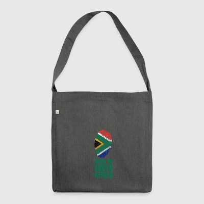Made In Sud Africa / Sud Africa - Borsa in materiale riciclato