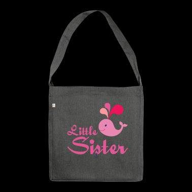 Little sister - Shoulder Bag made from recycled material