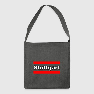 Stuttgart Streetwear - Shoulder Bag made from recycled material