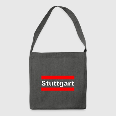 Stoccarda Streetwear - Borsa in materiale riciclato