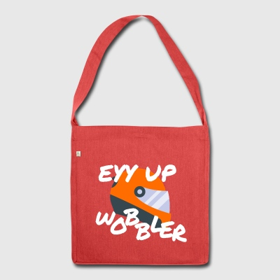 EYY UP WOBBLER - Sac bandoulière 100 % recyclé