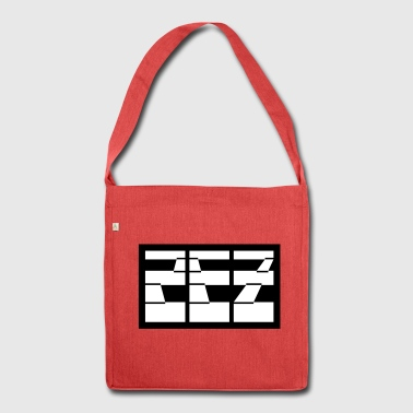 2EZ - Too easy! - Shoulder Bag made from recycled material