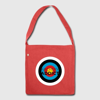 Archery Addict - Shoulder Bag made from recycled material