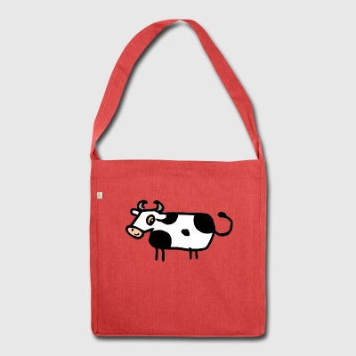 Muh - Cow - Shoulder Bag made from recycled material