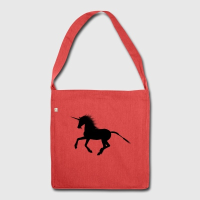 unicorn - Shoulder Bag made from recycled material