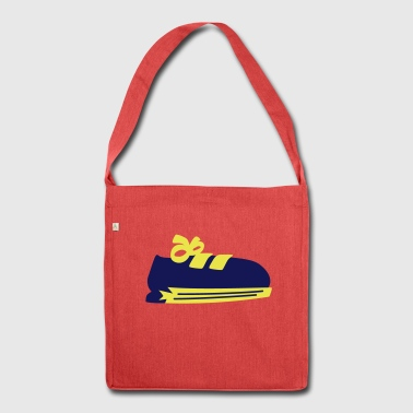 Kicks - Shoulder Bag made from recycled material