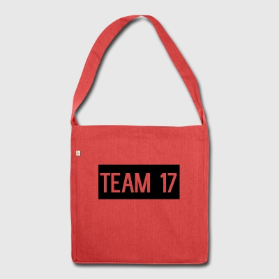 Team17 - Shoulder Bag made from recycled material