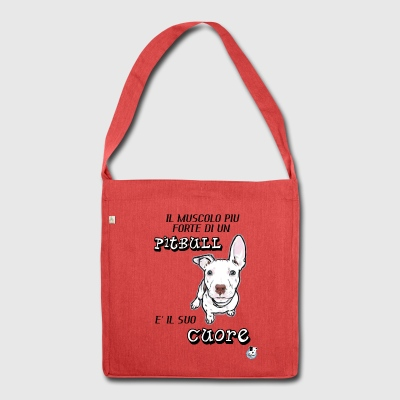 Not a bully shirt - Borsa in materiale riciclato