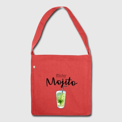 Mister Mojito - Shoulder Bag made from recycled material