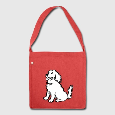 cane - Borsa in materiale riciclato