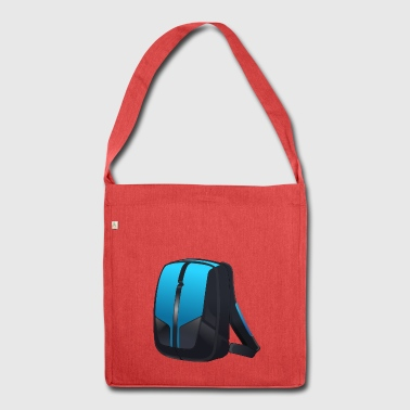 backpack - Shoulder Bag made from recycled material