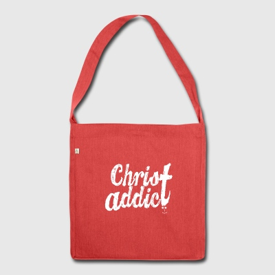 Cristo Addict B - Borsa in materiale riciclato