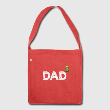dad volte due - Borsa in materiale riciclato