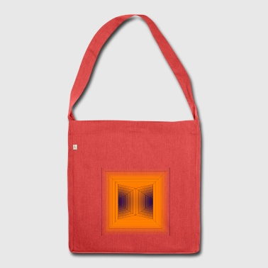 Fork - Shoulder Bag made from recycled material