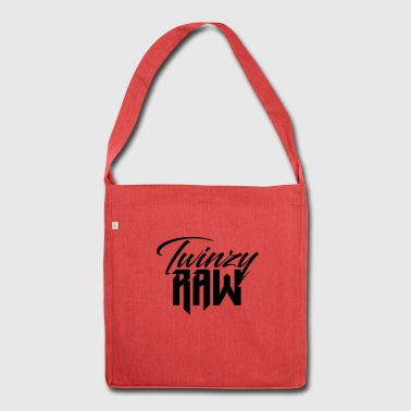Twinzy Raw - Shoulder Bag made from recycled material
