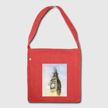 Big Ben - Shoulder Bag made from recycled material