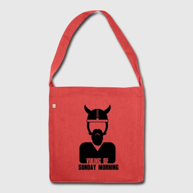 VIKING OF SUNDAY MORNING - Borsa in materiale riciclato
