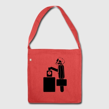 Office Men - Shoulder Bag made from recycled material