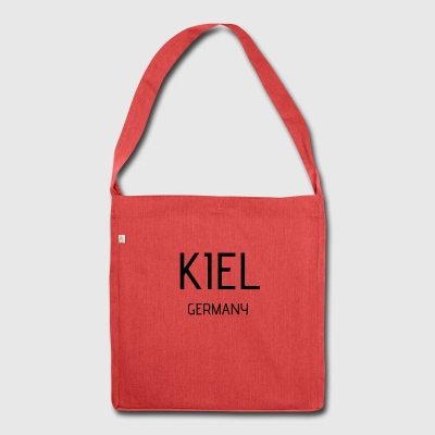 keel - Shoulder Bag made from recycled material