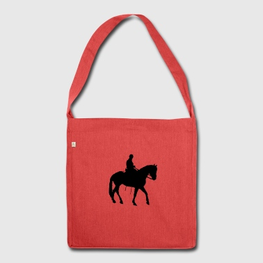 equestrian - Shoulder Bag made from recycled material