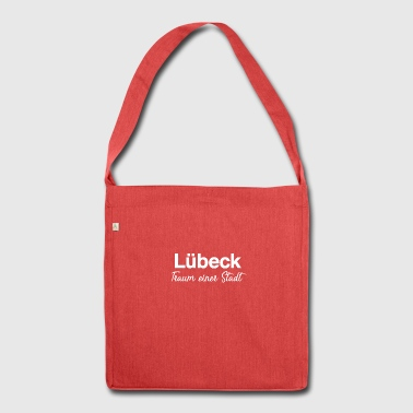 Luebeck - Schultertasche aus Recycling-Material