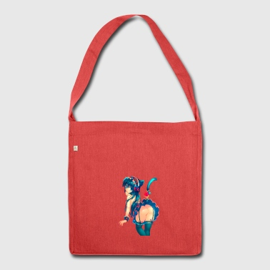Lolita Neko Hentai Ecchi - Shoulder Bag made from recycled material
