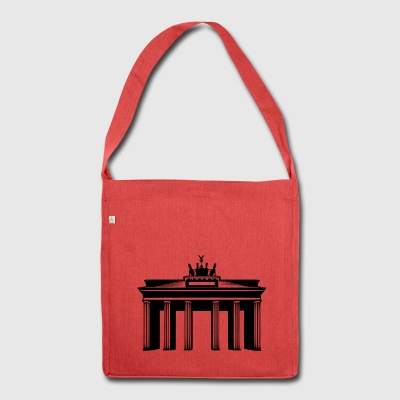Brandenburg Gate - Shoulder Bag made from recycled material
