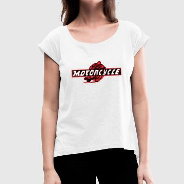 Need For Speed Need for Speed - Frauen T-Shirt mit gerollten Ärmeln
