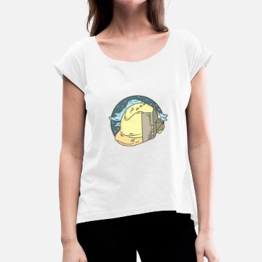 Real Estate Real Estate Real Estate - Women's T-Shirt with rolled up sleeves