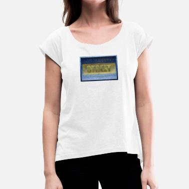 Street Style Street Urban Style - Women's T-Shirt with rolled up sleeves