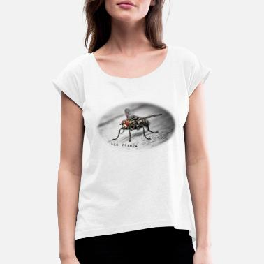 Fly - Women's Rolled Sleeve T-Shirt