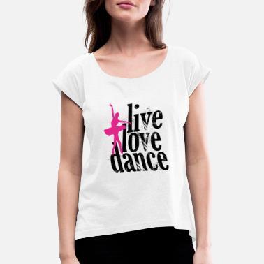 Koszulki z motywem Taniec – zamów online   Spreadshirt