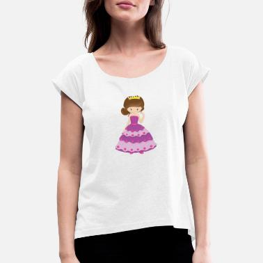 Fairy Tale Fairy tale - Women's Rolled Sleeve T-Shirt