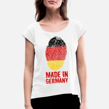 Made In Germany Made in Germany / Made in Germany - Women's Rolled Sleeve T-Shirt